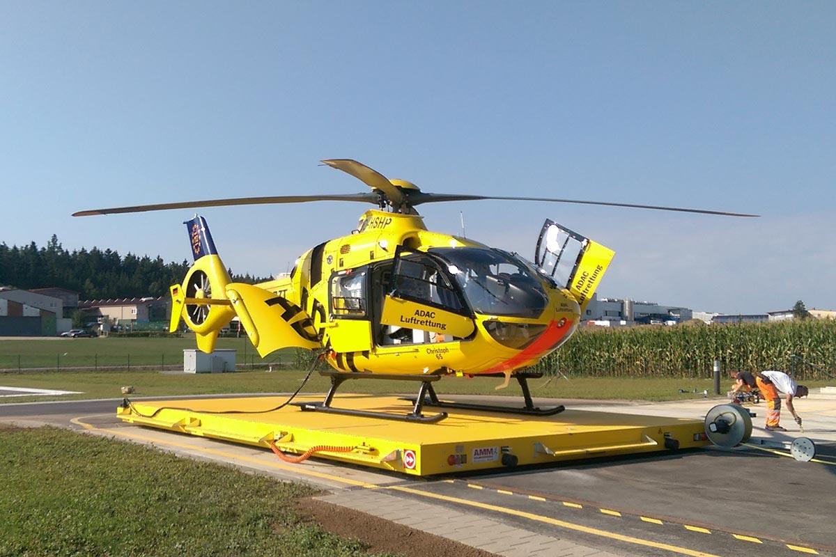 AMM-GmbH-Hubschrauberlandeplattform-ADAC