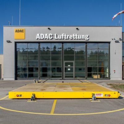 AMM Hubschrauberlandeplattform ADAC Sinbronn